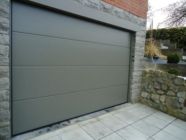Porte de garage Net2
